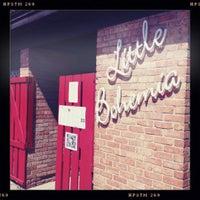 Photo taken at Little Bohemia by Joseph W. on 8/18/2012