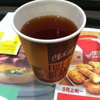 8/31/2012にkazu-raがマクドナルド 小田急読売ランド駅前店で撮った写真