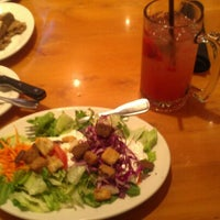 Photo taken at Black Angus Steakhouse by Cynthia A. on 8/23/2012