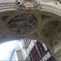Photo prise au Gros Horloge par Fabien C. le7/6/2012