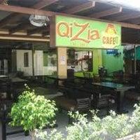 Photo taken at Qizia Cafe by Rye on 3/3/2012