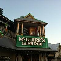 Photo taken at McGuire's Irish Pub of Destin by Michael B. on 4/7/2012