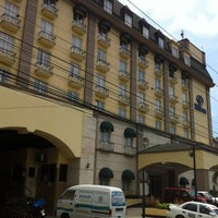 Photo taken at Hilton Princess San Pedro Sula by Syrome on 5/30/2012