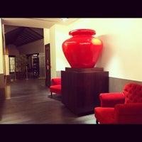 Photo taken at Marivaux Hotel by Viktoriya K. on 8/13/2012