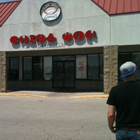 Photo taken at China Wok by Philip P. on 5/17/2012