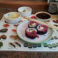 Photo taken at Sushi Circle by Mela E. on 7/5/2012