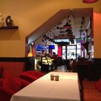 Photo taken at Amigo Grill & Restaurant by Trúc Bi ❤ Cherish on 8/29/2012