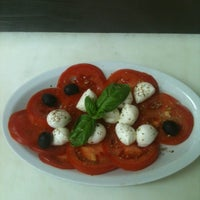 Photo taken at Ristorante Acquamarina by Alessandra N. on 6/11/2012