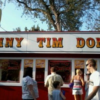 Photo taken at Tiny Tim Donuts by Terry V. on 8/31/2012