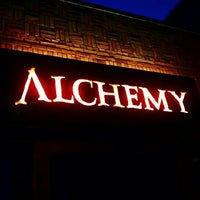 Photo taken at The Alchemy Cafe by Duane S. on 7/29/2012