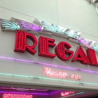 Photo taken at Regal Cinemas Oviedo Mall 22 by mLehua on 5/13/2012