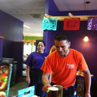 Photo taken at La Fiesta Mexican Restaurant by Jay M. on 5/20/2012