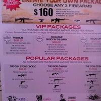 Photo taken at The Gun Store by KrysMarie on 2/20/2012