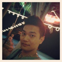 Photo taken at Bistro@Garden Beach Resort by Alan S. on 6/11/2012