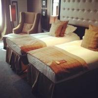 Photo taken at The Malmaison Hotel by Yuri I. on 7/18/2012