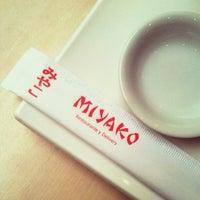 Photo taken at Miyako by Rodrigo C. on 5/19/2012