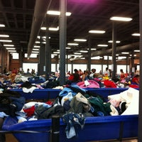 Photo taken at Goodwill Outlet by Katie R. on 5/6/2012