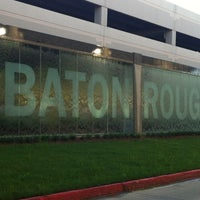 Photo taken at Baton Rouge Metropolitan Airport (BTR) by Kylie L. on 7/14/2012