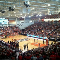 Photo taken at Stroh Center by John G. on 3/18/2012
