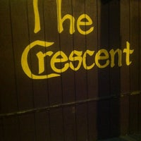 Photo taken at Crescent Lounge by Brenni on 5/6/2012