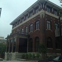 4/20/2012 tarihinde Shawn M.ziyaretçi tarafından Georgia Tech Alumni House'de çekilen fotoğraf