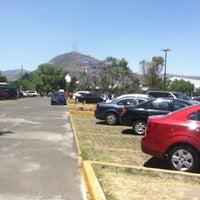 Photo taken at Estacionamiento ESCOM by Rodrigo A. on 4/25/2012