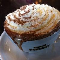 Photo taken at Caffè Nero by Graham D. on 2/11/2012