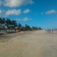 Foto tirada no(a) Praia de São Miguel dos Milagres por Everton L. em 9/13/2012