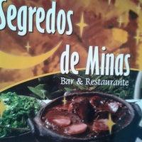 รูปภาพถ่ายที่ Segredos de Minas โดย Carlos P. เมื่อ 5/24/2012