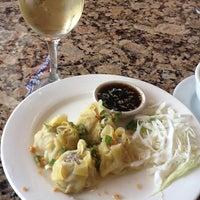 Photo taken at Thai Bistro by Diane C. on 5/30/2012