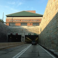 Photo taken at Baltimore Harbor Tunnel by Susan on 8/22/2012