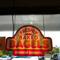 Photo taken at Dunkin Donuts by Lisa M. on 5/20/2012