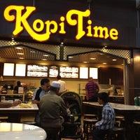 Photo taken at Kopi Time by Azwan N. on 6/28/2012