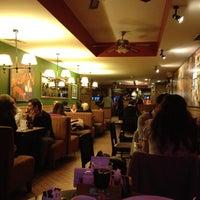 Photo taken at Alins Cafe Restaurant by Berna H. on 2/15/2012