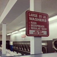 Photo taken at Coin Op Laundry by Trevor H. on 7/21/2012