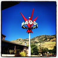Photo taken at Maddox Ranch House by Cameron B. on 6/28/2012