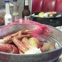 Photo taken at Joe's Crab Shack by Ken C. on 8/4/2012