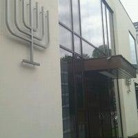 Photo taken at Synagoge Bonn by Elisabeth T. on 8/28/2012