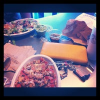 Photo taken at Chipotle Mexican Grill by Marisa Celise T. on 6/26/2012