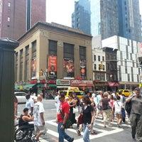 Photo taken at 2econd Stage Theatre by Matt K. on 7/7/2012