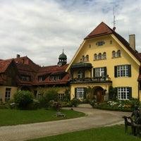 Photo taken at Gut Sonnenhausen by Alexandra /. on 7/11/2012
