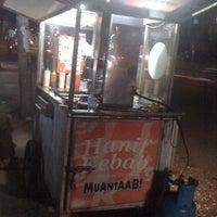 Photo taken at Hanif Kebab by puji p. on 5/27/2012