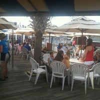 Photo taken at The Salty Dog Cafe by dave h. on 6/14/2012