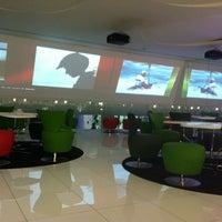 Photo taken at Lounge ANA by Lina R. on 3/5/2012