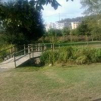 Photo taken at Area Recreativo - Protexida Do Seixedo by Isabel R. on 8/22/2012