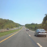 Photo taken at Mass Pike by Tori on 6/21/2012