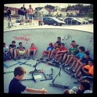 Photo taken at Camp Municipal de Begues by olivella j. on 6/2/2012