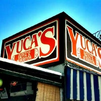 Photo taken at Yuca's Taqueria by Lynn M. on 5/5/2012