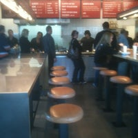 Photo taken at Chipotle Mexican Grill by Mike T. on 4/5/2012