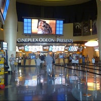 Photo taken at Cineplex Cinemas Queensway & VIP by Rommel M. on 8/24/2012